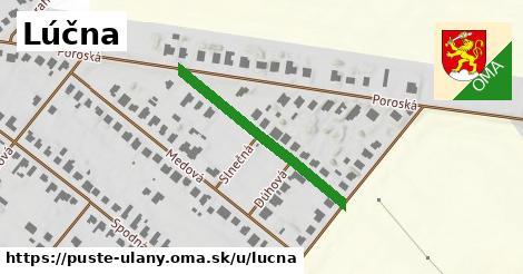 ilustrácia k Lúčna, Pusté Úľany - 308m