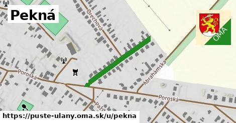 ilustrácia k Pekná, Pusté Úľany - 255m
