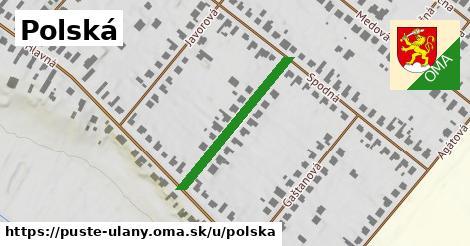 ilustrácia k Polská, Pusté Úľany - 269m