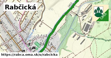 ilustrácia k Rabčická, Rabča - 1,10km