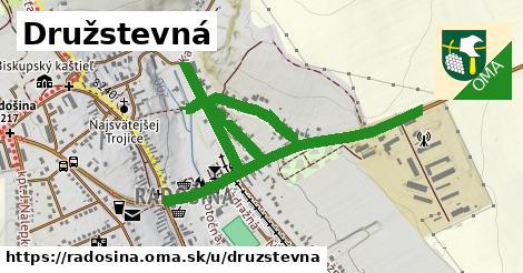 ilustrácia k Družstevná, Radošina - 1,74km
