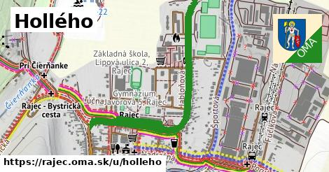 ilustrácia k Hollého, Rajec - 1,41km