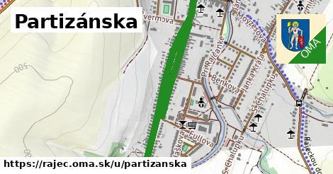ilustrácia k Partizánska, Rajec - 1,67km