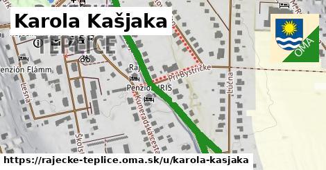 ilustrácia k Karola Kašjaka, Rajecké Teplice - 560m