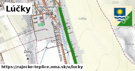 ilustrácia k Lúčky, Rajecké Teplice - 637m