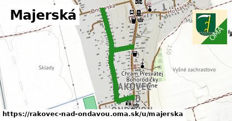 ilustrácia k Majerská, Rakovec nad Ondavou - 0,87km