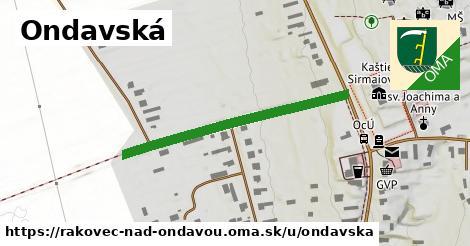 ilustrácia k Ondavská, Rakovec nad Ondavou - 370m