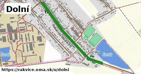 ilustrácia k Dolní, Rakvice - 0,93km