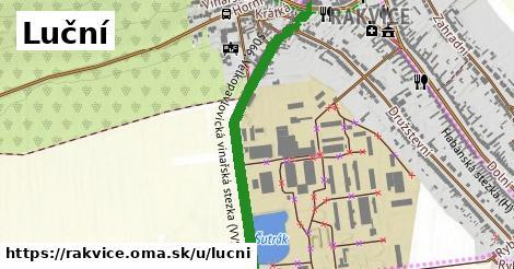 ilustrácia k Luční, Rakvice - 0,89km