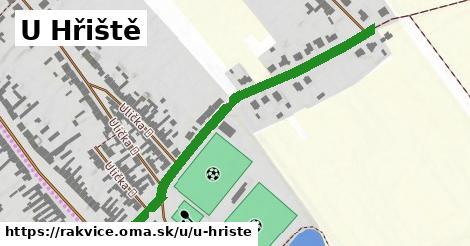 ilustrácia k U Hřiště, Rakvice - 556m