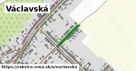 ilustrácia k Václavská, Rakvice - 164m