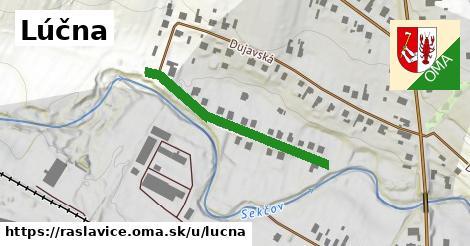 ilustrácia k Lúčna, Raslavice - 325m