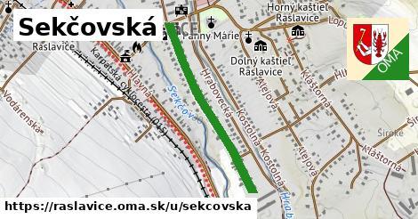 ilustrácia k Sekčovská, Raslavice - 664m