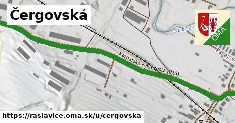 ilustrácia k Čergovská, Raslavice - 1,00km