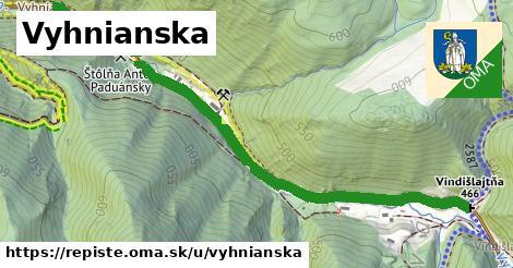 ilustrácia k Vyhnianska, Repište - 1,36km