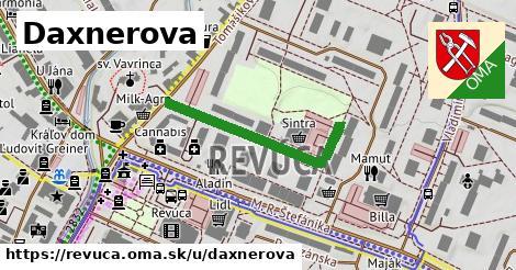 ilustrácia k Daxnerova, Revúca - 296m