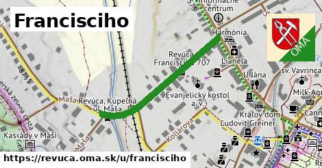 ilustrácia k Francisciho, Revúca - 345m