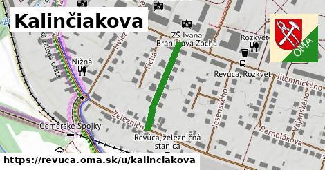 ilustrácia k Kalinčiakova, Revúca - 213m