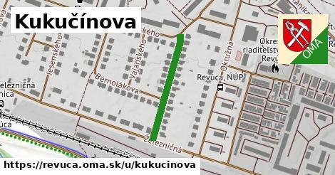 ilustračný obrázok k Kukučínova, Revúca