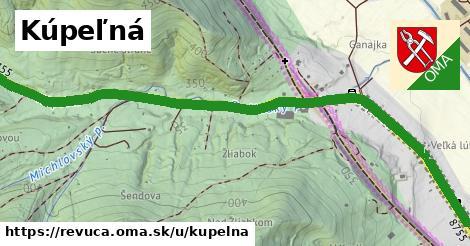 ilustrácia k Kúpeľná, Revúca - 2,2km