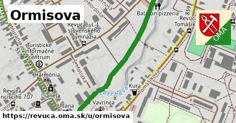 ilustrácia k Ormisova, Revúca - 527m