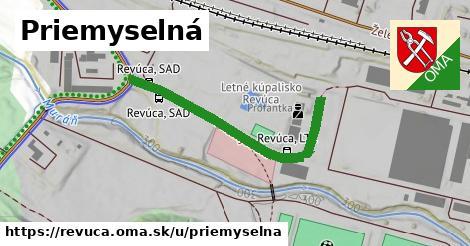 ilustrácia k Priemyselná, Revúca - 397m