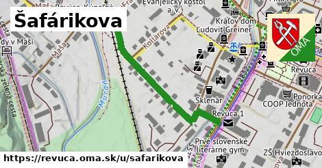 ilustrácia k Šafárikova, Revúca - 405m