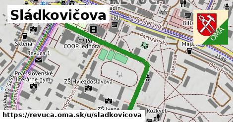 ilustrácia k Sládkovičova, Revúca - 522m