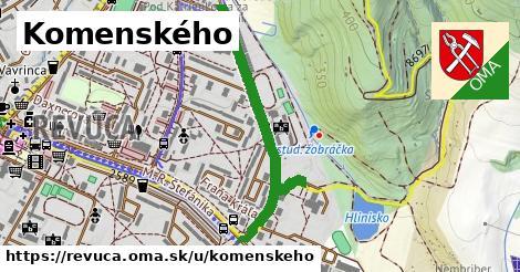 ilustrácia k Komenského, Revúca - 0,83km
