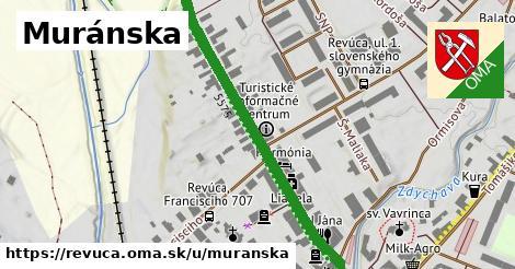 ilustrácia k Muránska, Revúca - 478m