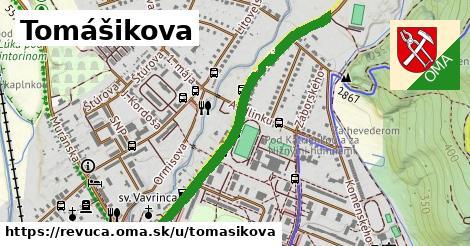 ilustrácia k Tomášikova, Revúca - 0,95km