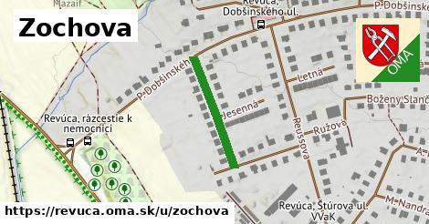 ilustrácia k Zochova, Revúca - 205m