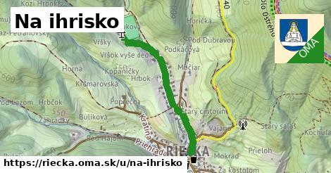 ilustrácia k Na ihrisko, Riečka - 647m