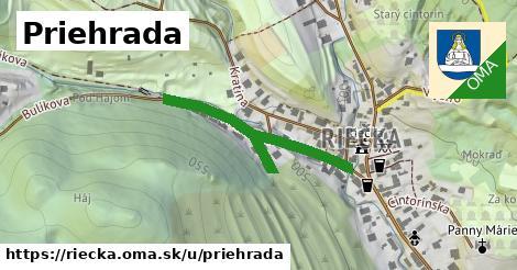 ilustrácia k Priehrada, Riečka - 383m