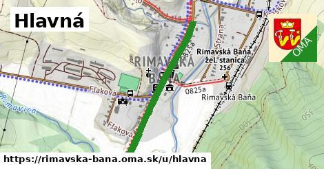 ilustrácia k Hlavná, Rimavská Baňa - 0,72km