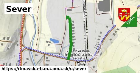ilustrácia k Sever, Rimavská Baňa - 421m
