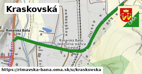 ilustrácia k Kraskovská, Rimavská Baňa - 0,71km