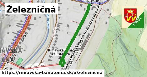 ilustrácia k Železničná, Rimavská Baňa - 385m