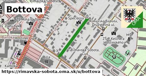 ilustrácia k Bottova, Rimavská Sobota - 245m