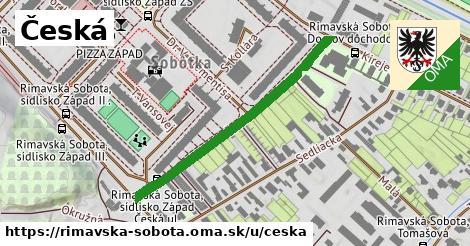 ilustračný obrázok k Česká, Rimavská Sobota