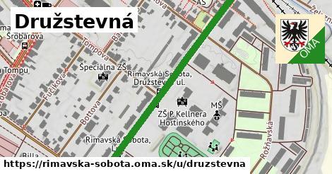 ilustrácia k Družstevná, Rimavská Sobota - 1,18km
