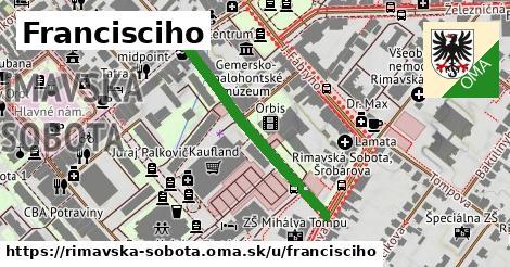 ilustrácia k Francisciho, Rimavská Sobota - 334m