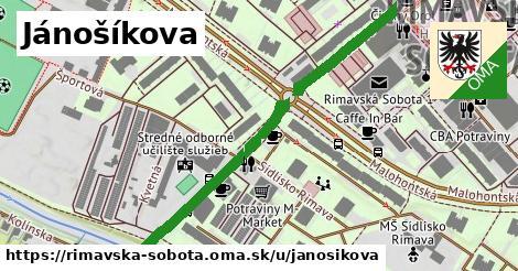 ilustrácia k Jánošíkova, Rimavská Sobota - 533m