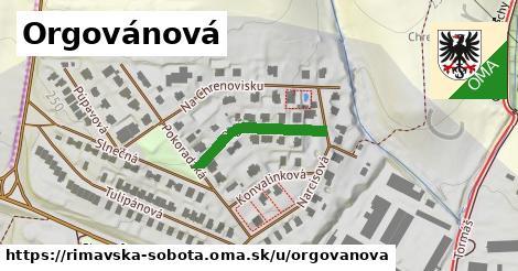 ilustrácia k Orgovánová, Rimavská Sobota - 209m