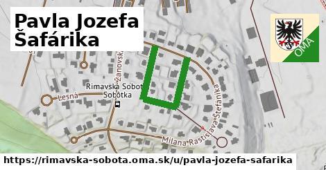 ilustrácia k Pavla Jozefa Šafárika, Rimavská Sobota - 318m