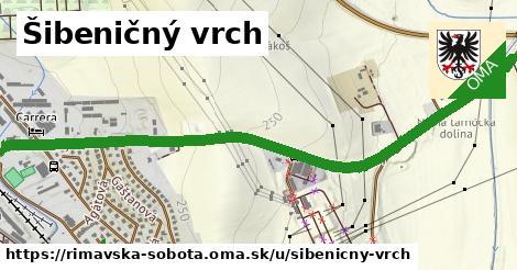 ilustrácia k Šibeničný vrch, Rimavská Sobota - 1,86km