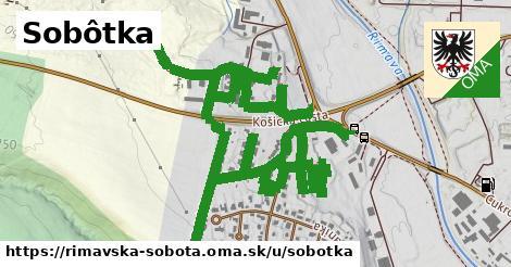 ilustrácia k Sobôtka, Rimavská Sobota - 3,4km