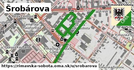 ilustrácia k Šrobárova, Rimavská Sobota - 0,94km