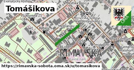 ilustrácia k Tomášikova, Rimavská Sobota - 172m