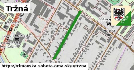 ilustrácia k Tržná, Rimavská Sobota - 307m